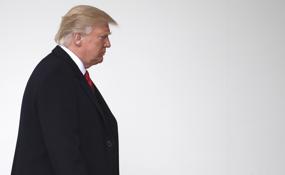 President Trump released his budget blueprint on Thursday, calling for a boost in military spending and deep cuts in the Environmental Protection Agency and other programs. (Win McNamee/Getty Images)