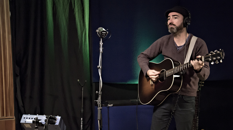 The Shins perform live at KCRW.
