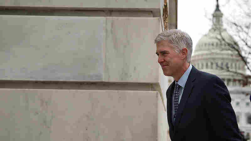 Trump's Supreme Court Nominee Skeptical Of Federal Agency Power