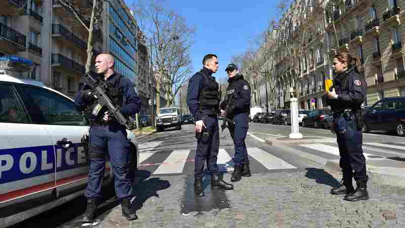 Booby-Trapped Letter Injures IMF Employee In Paris