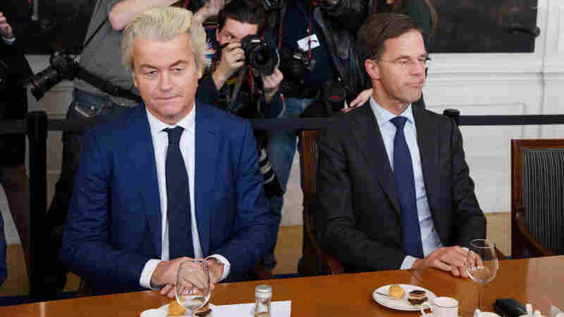 In Dutch Vote, First Of 3 Key European Elections, Populism Takes Second Place
