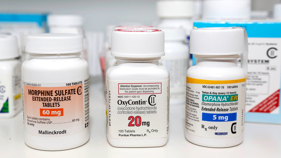Opana ER was reformulated to make it harder to crush and snort, but people abusing the drug turned to injecting it instead. And that fueled an HIV outbreak in Indiana.