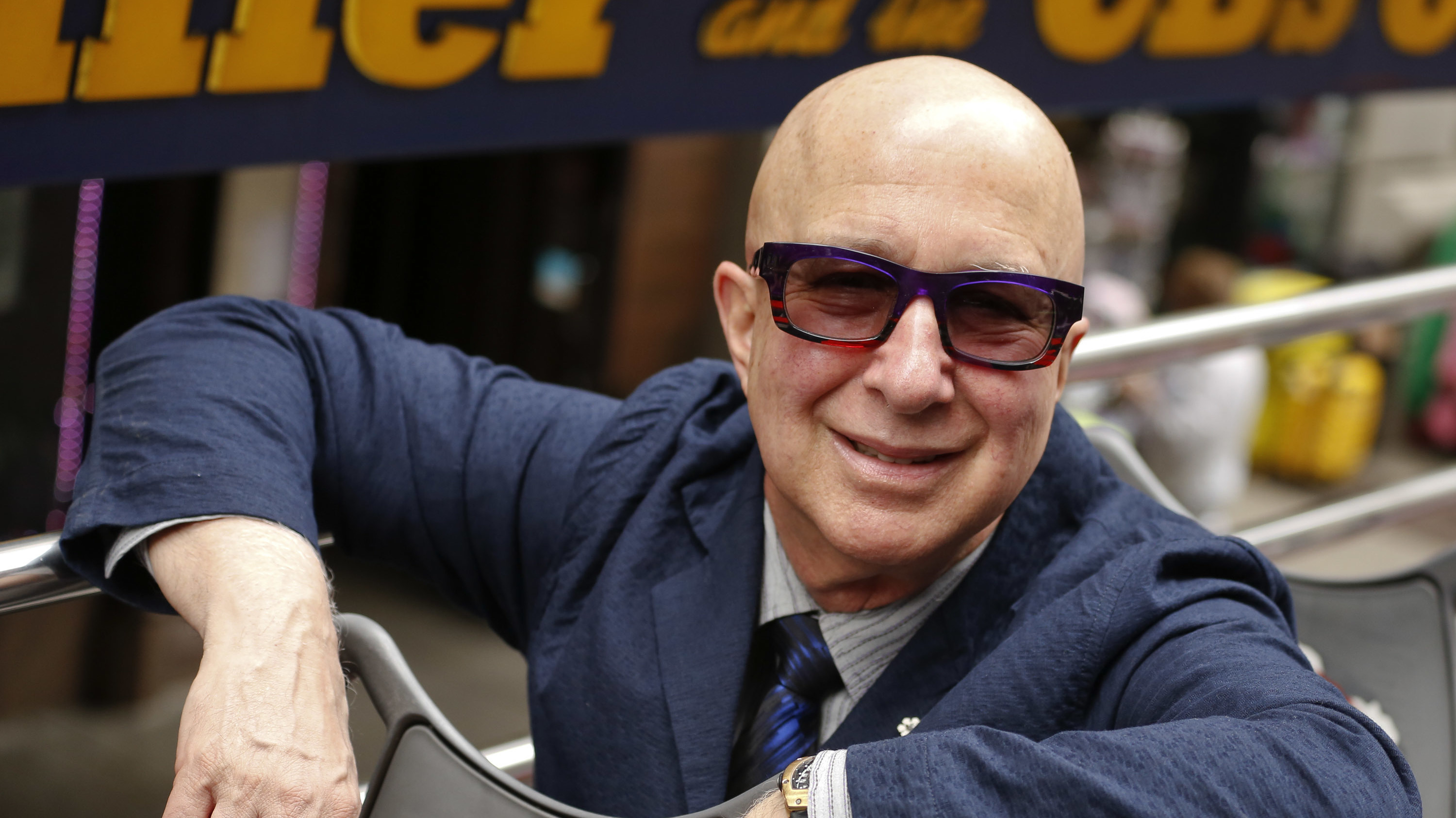 Image for Not My Job: Band Leader Paul Shaffer Gets Quizzed On Sidekicks Article