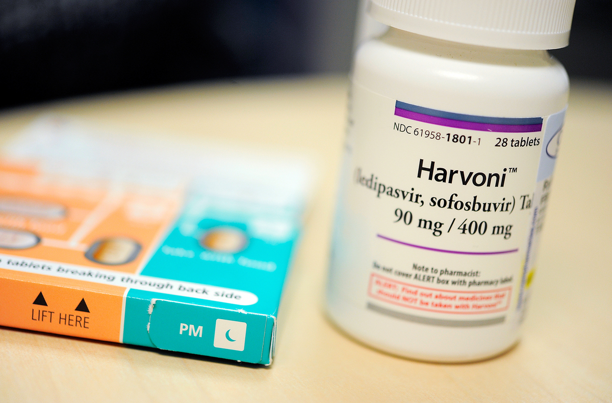 how to buy harvoni from gilead