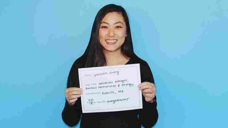 Faces Of NPR: Kathleen Hoang