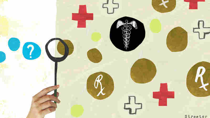 Tax Credits, Penalties And Age Rating: Parsing The GOP Health Bill