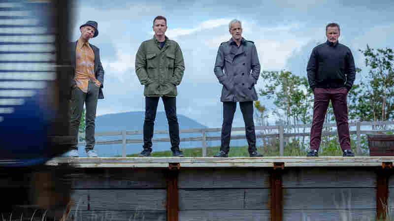 Time Loops Back On Itself (Even Without Heroin) In 'T2 Trainspotting'