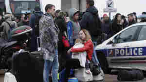 Paris Airport Evacuated After Man Shot Dead By Security After Seizing Weapon