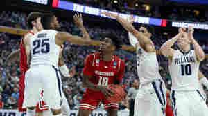 Wisconsin Upsets NCAA Defending Champions Villanova