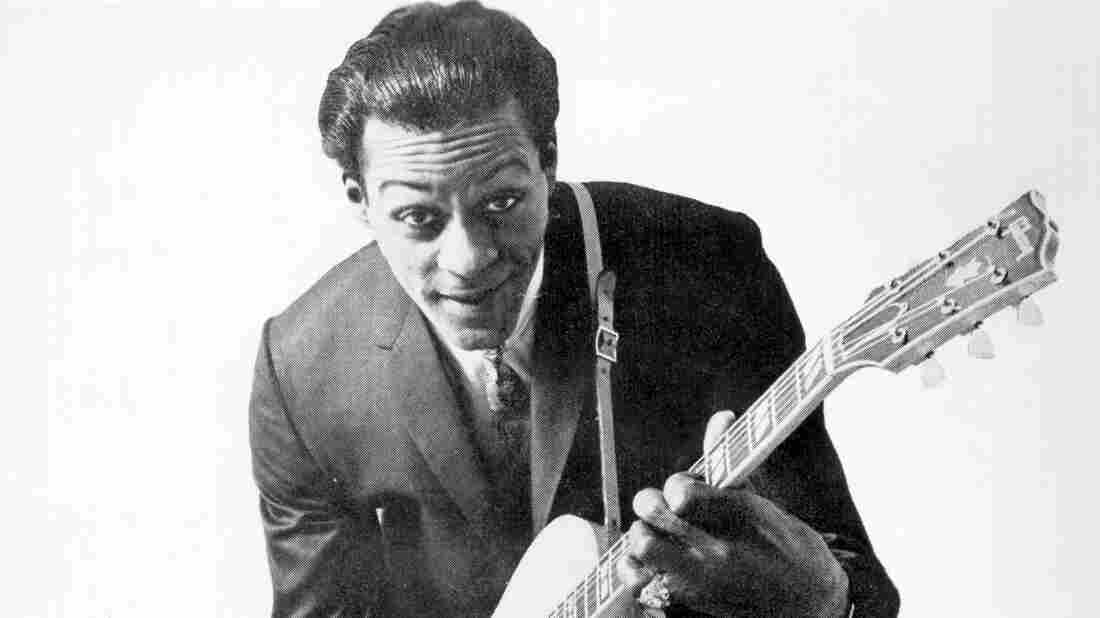 Reaction to the death of rock 'n' roll legend Chuck Berry