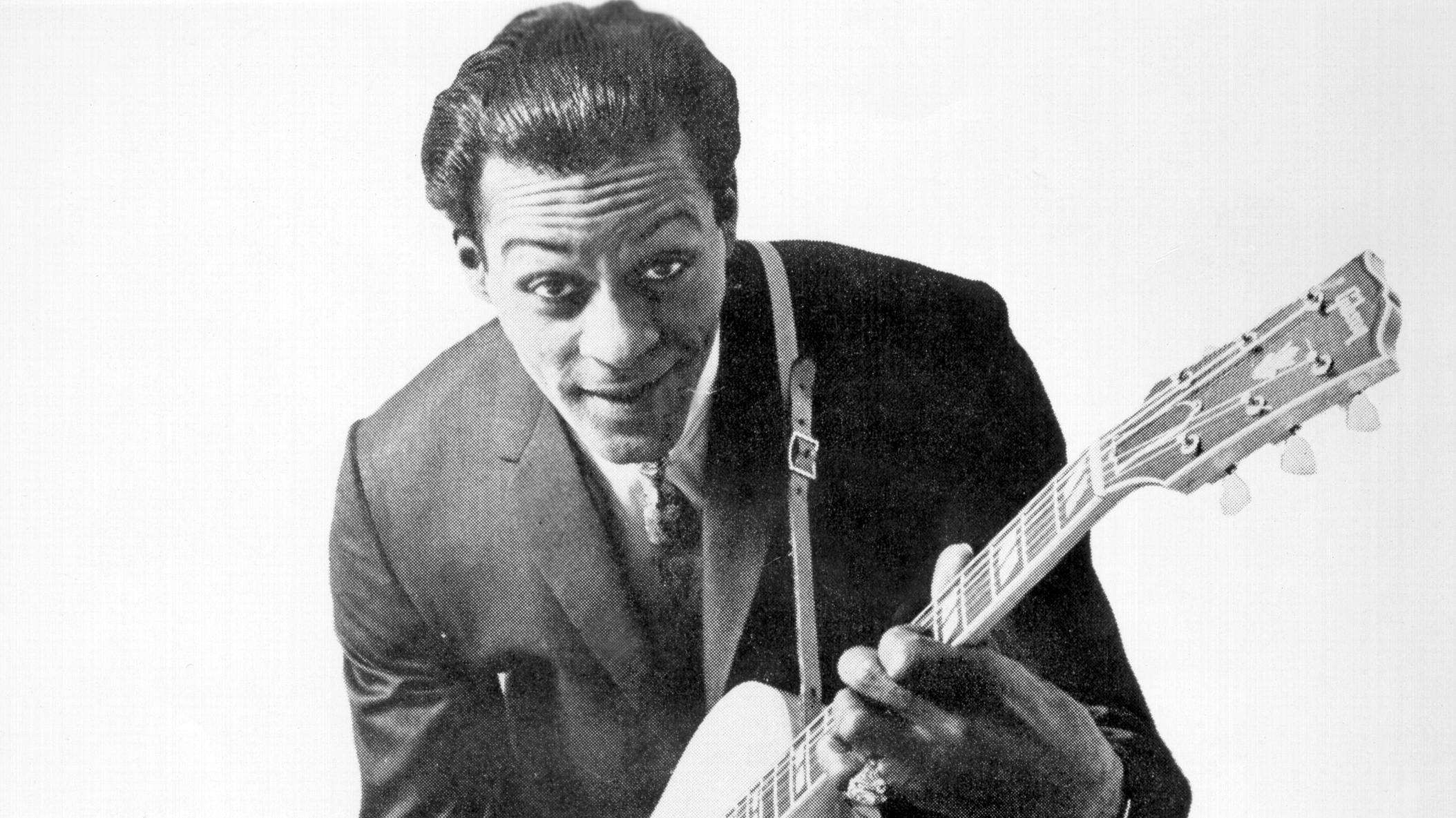 Image for Chuck Berry, Legend Of Rock 'N' Roll, Dies At 90 Article