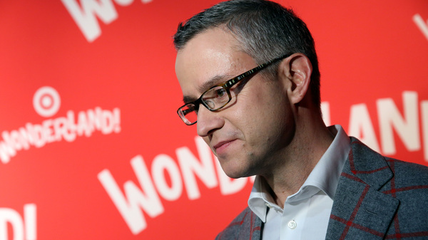 Former Target CMO Jeff Jones was hired by Uber to help support the embattled company