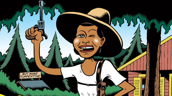 Fire!! The Nora Neale Hurston Story by Peter Bragge