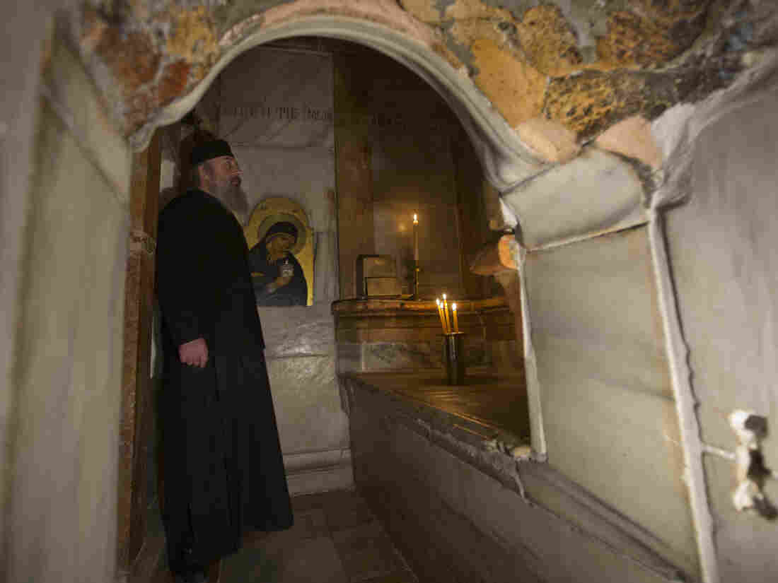 Jesus rises: Restored historic shrine reopens in Jerusalem