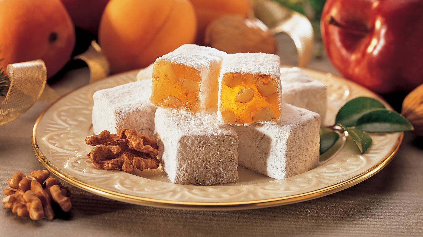 How two armenian immigrants made turkish delight an for Armenian cuisine book