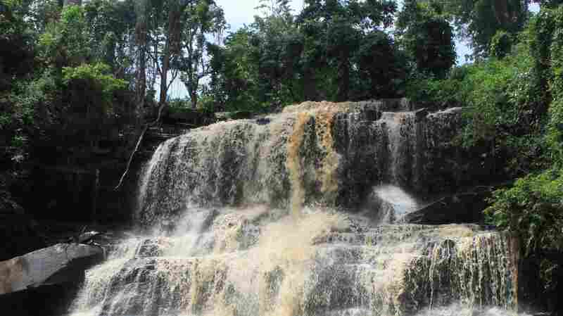 Freak Accident At A Waterfall In Ghana Kills At Least 17