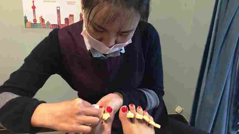 Finding A Pedicure In China, Using Cutting-Edge Translation Apps
