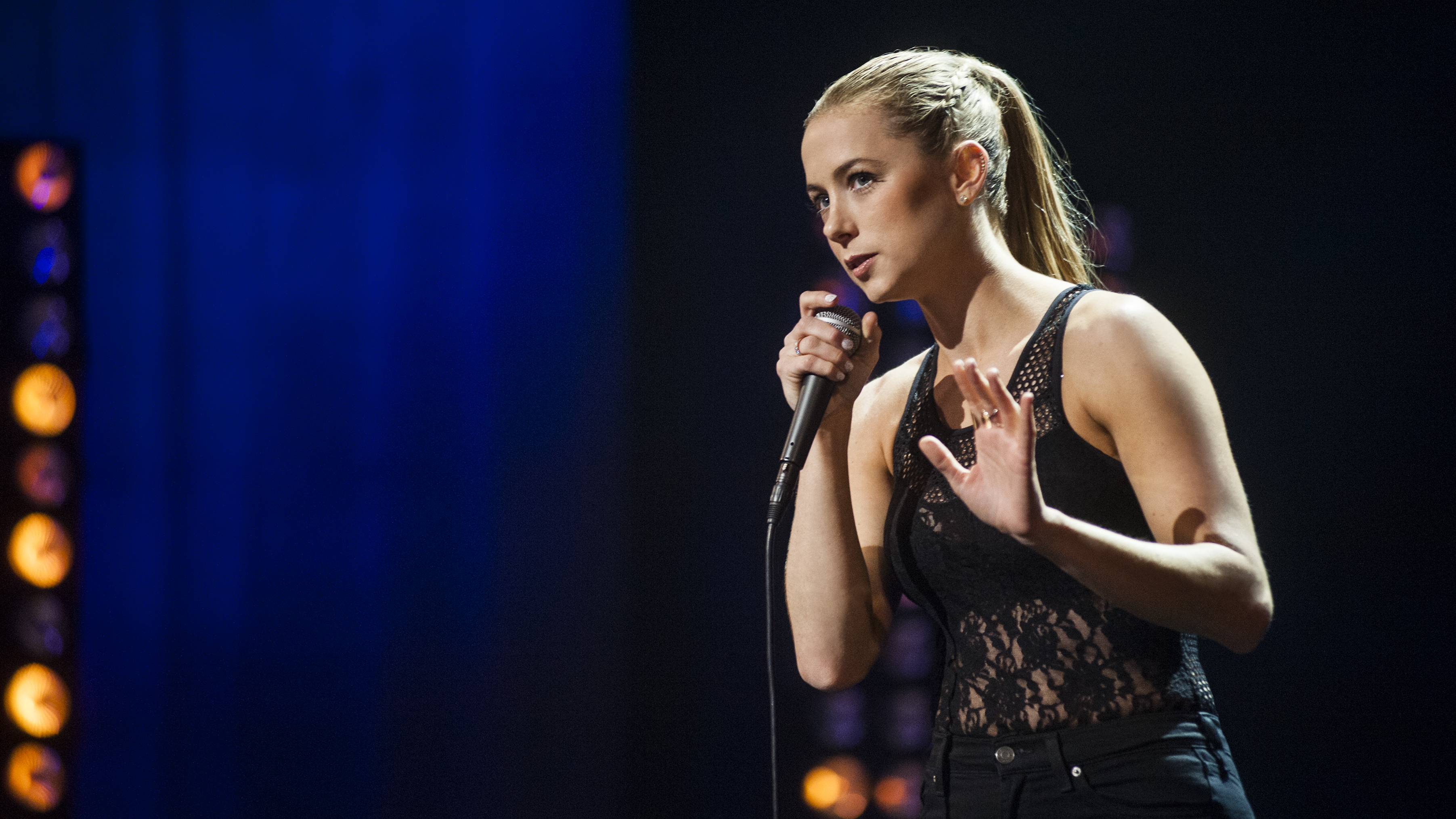 Image for In 'Confirmed Kills,' Iliza Shlesinger Cloaks Social Commentary In Comic Rants Article