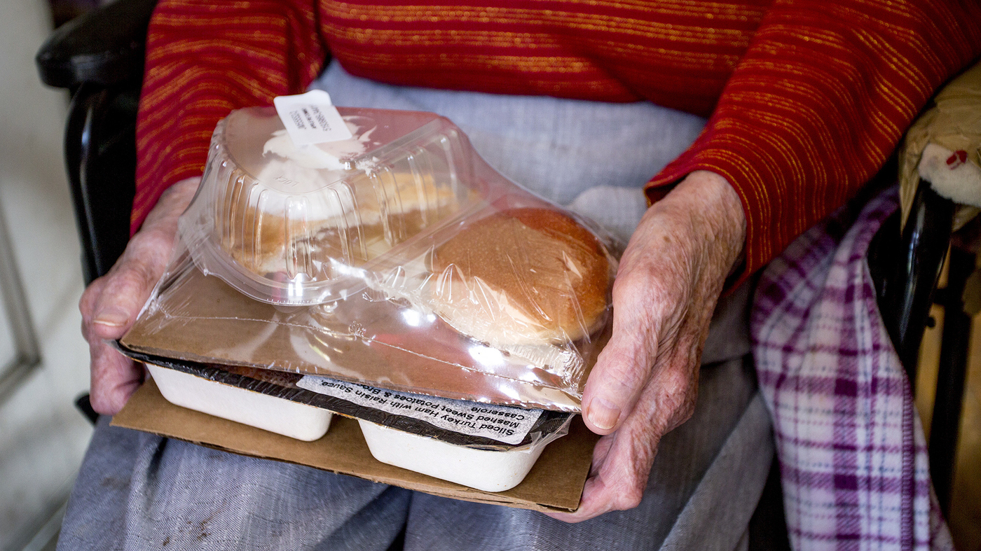 photo image Could Meals On Wheels Really Lose Funding? Yes, But It's Hard To Say How Much