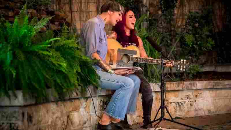 Watch Nina Diaz & Luz Elena Mendoza Sing On Each Other's Beautiful Songs