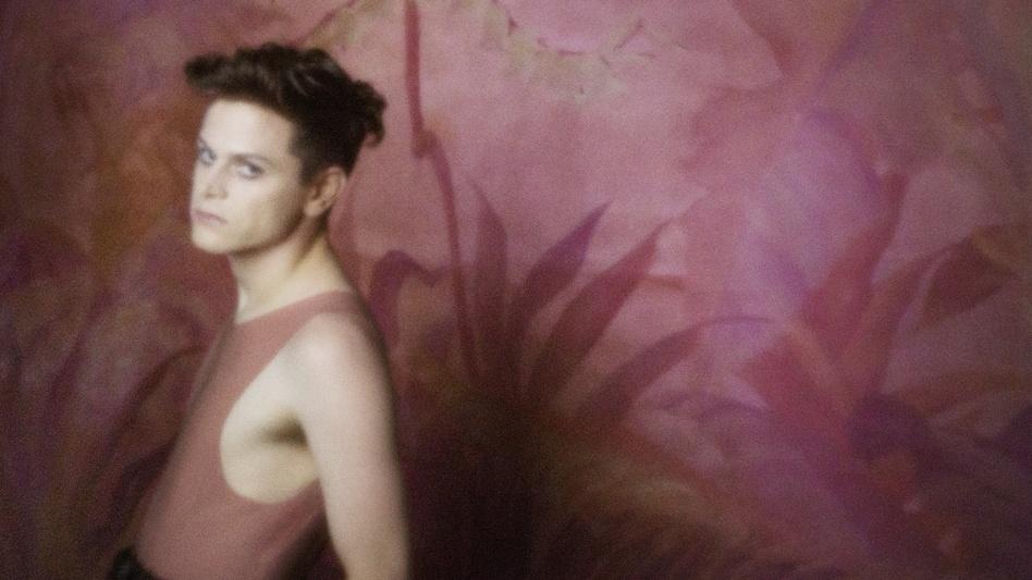 Perfume Genius' new album, <em>No Shape</em>, comes out May 5. (Courtesy of the artist)