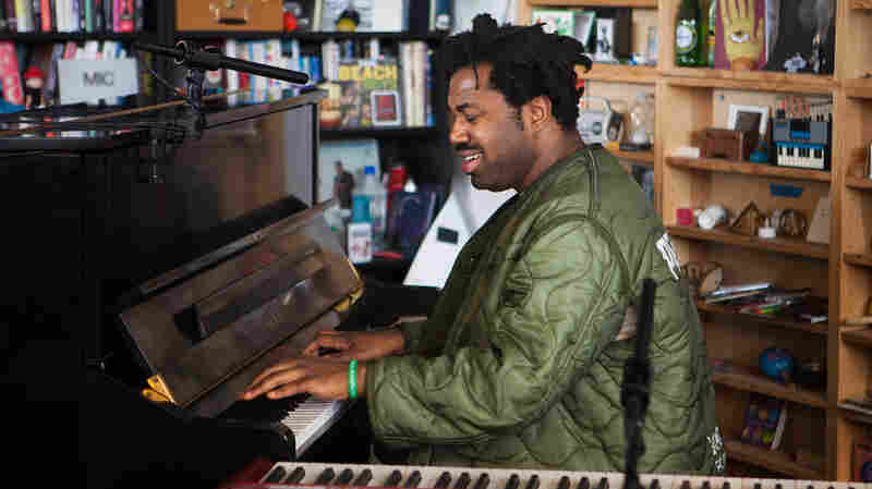 Sampha: Tiny Desk Concert