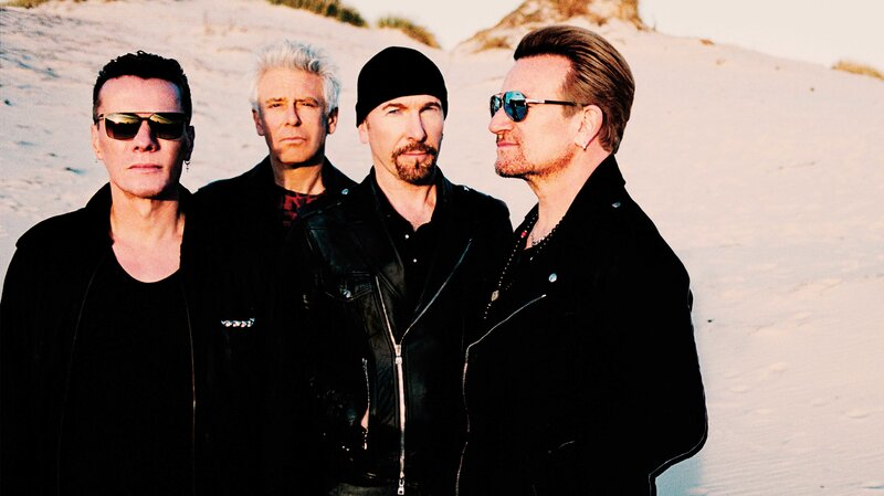 U2 On 'The Joshua Tree,' A Lasting Ode To A Divided America : NPR