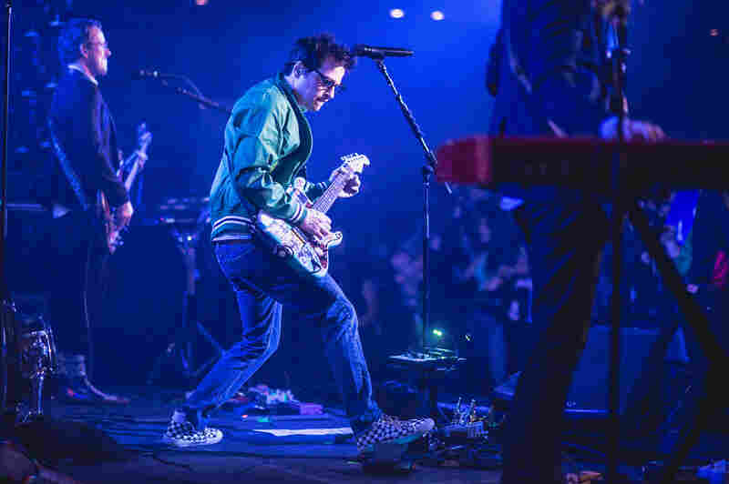 Weezer at Brazos Hall.