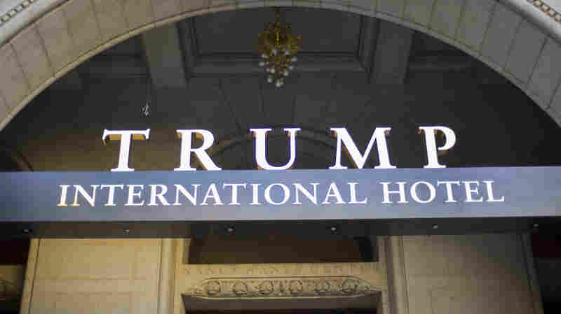 At Trump's D.C. Hotel, A U.S.-Turkey Relations Conference Stirs Up Ethics Questions