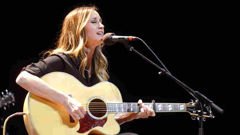 Chely Wright On Mountain Stage