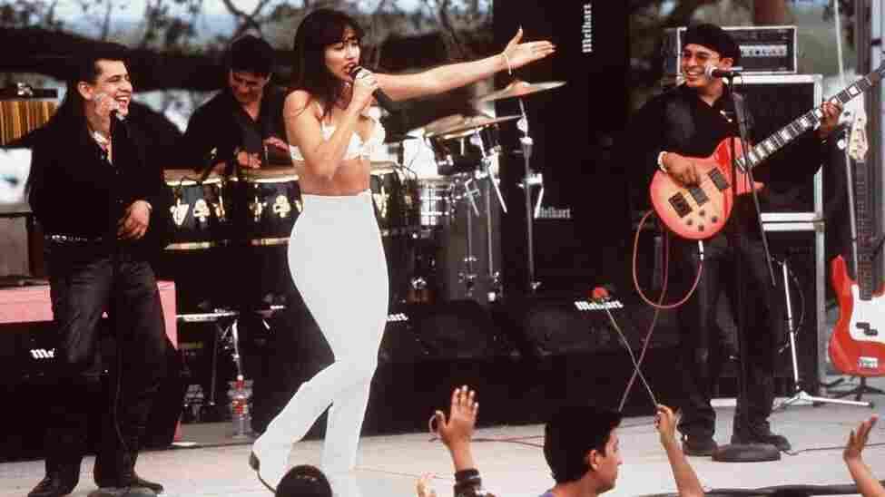 20 Years Ago, Biopic Helped Give Pop Star Selena Life Beyond Her Tragic Death