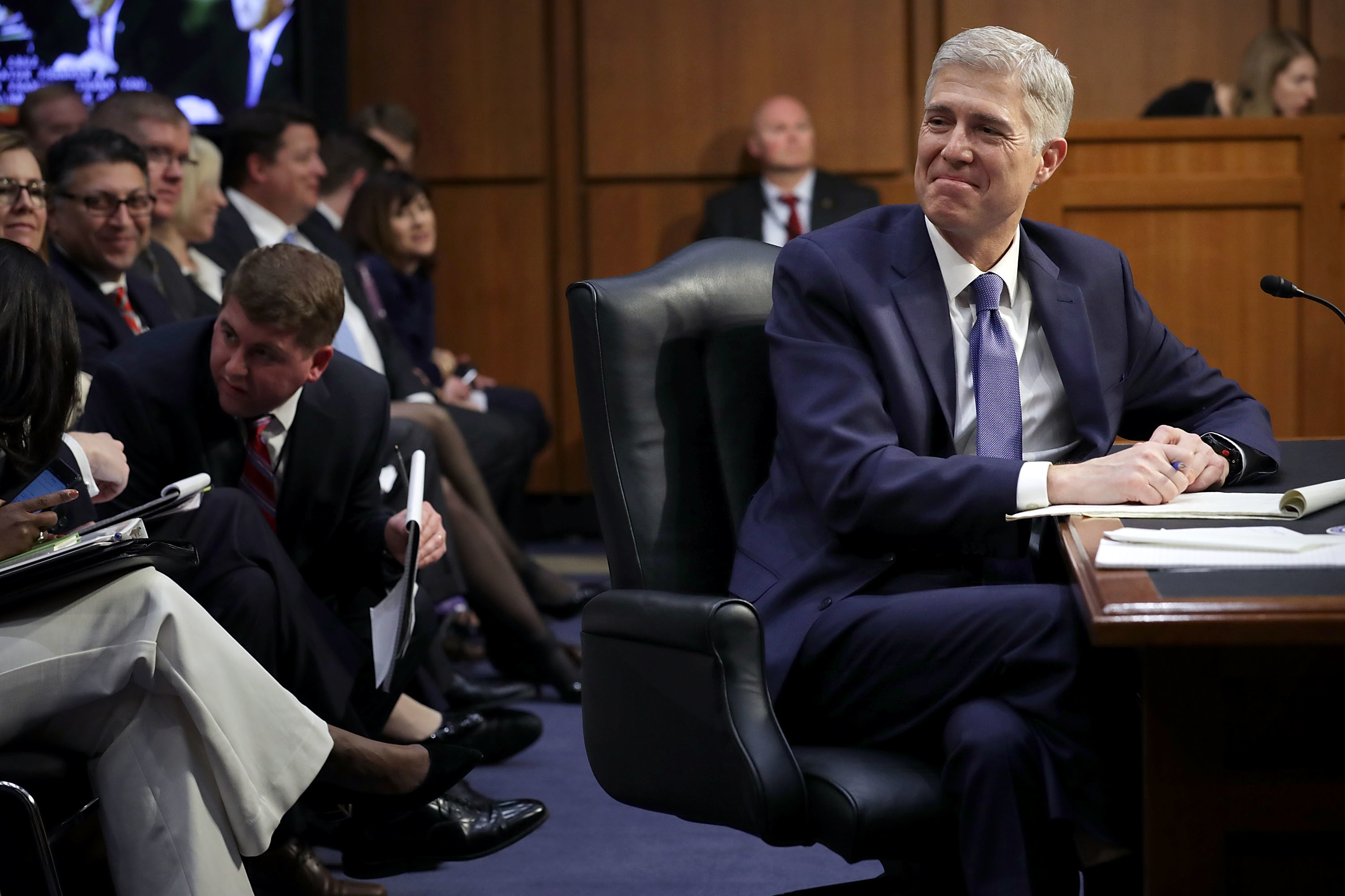 Udall will vote against Gorsuch, says should need 60 votes