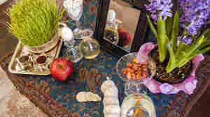 For Afghan Immigrants, Nowruz Celebrations Of Spring Are A Taste Of Home