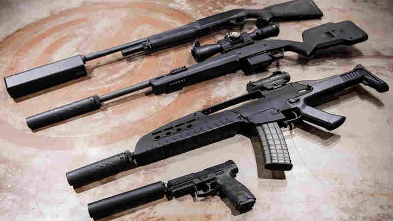 Debate Over Silencers: Hearing Protection Or Public Safety Threat?