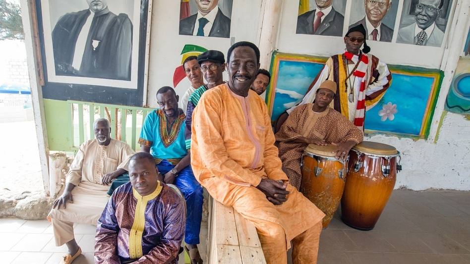 Orchestra Baobab's new album, <em>Tribute to Ndiouga Dieng</em>, comes out March 31.