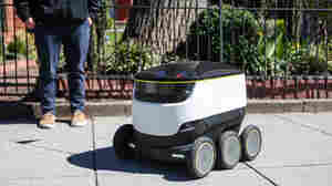 Hungry? Call Your Neighborhood Delivery Robot