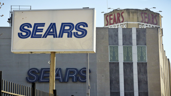 Can Sears Survive? Maybe Not, Company Admits In Financial Filings