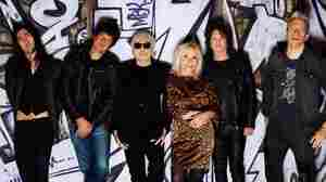 For A 'Long Time,' Blondie's Worked To Create This Kind Of Pop Magic