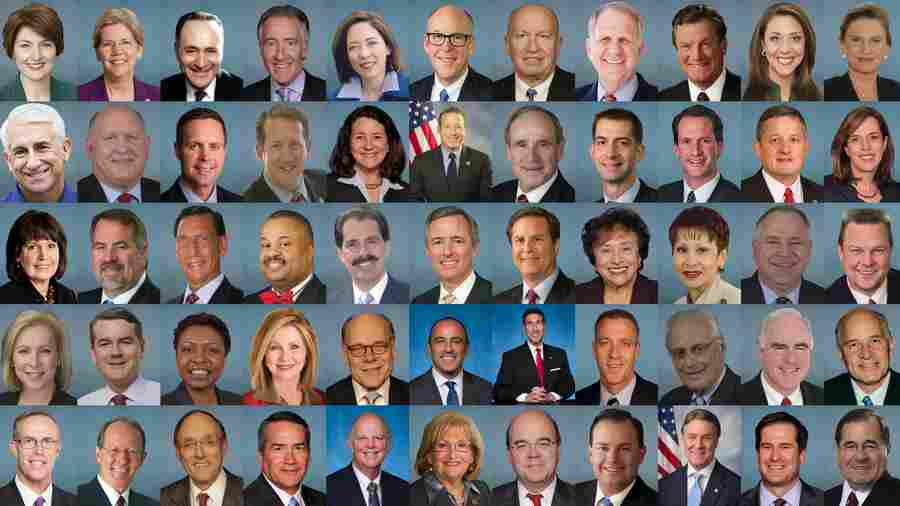 As Vote On GOP Health Care Bill Nears, Find Out Where Members Of Congress Stand