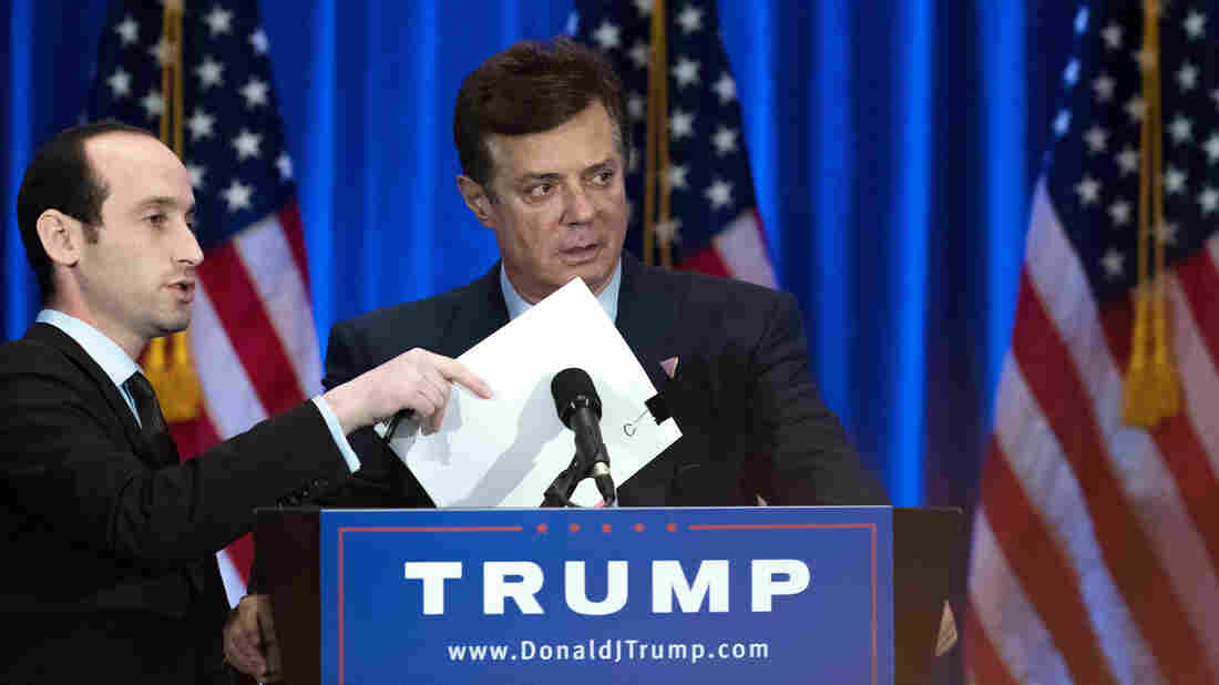 Former Trump Campaign Chairman Manafort Proposed Plan To Benefit Putin
