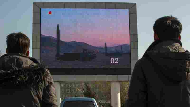 North Korea Missile Explodes Within Seconds Of Launch, U.S. Says