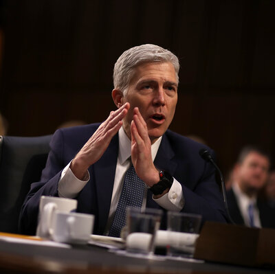 Watch Live: Witness Testimony In Supreme Court Confirmation Hearing