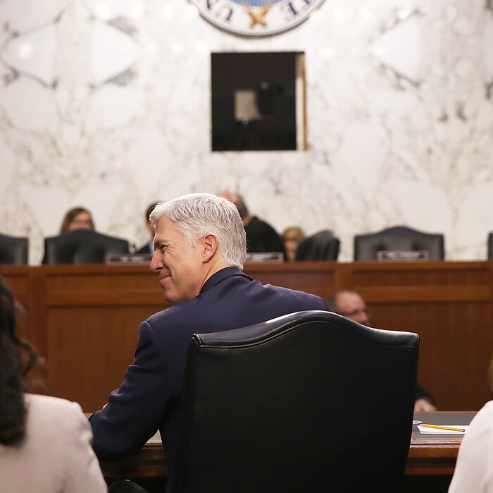 Live Coverage: Neil Gorsuch's Testimony In Supreme Court Confirmation Hearing