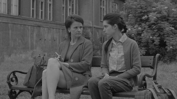 A Grim Portrait of the Murderer as A Young Woman: Mother (Klára Melísková) and Olga (Michalina Olszanska) in I, Olga.