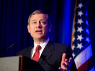 U.S. Supreme Court Chief Justice John Roberts wrote the unanimous opinion in today's ruling.