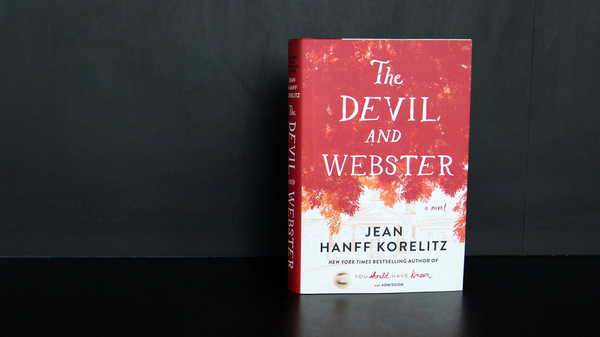 Cover detail of The Devil and Webster, by Jean Hanff Korelitz.