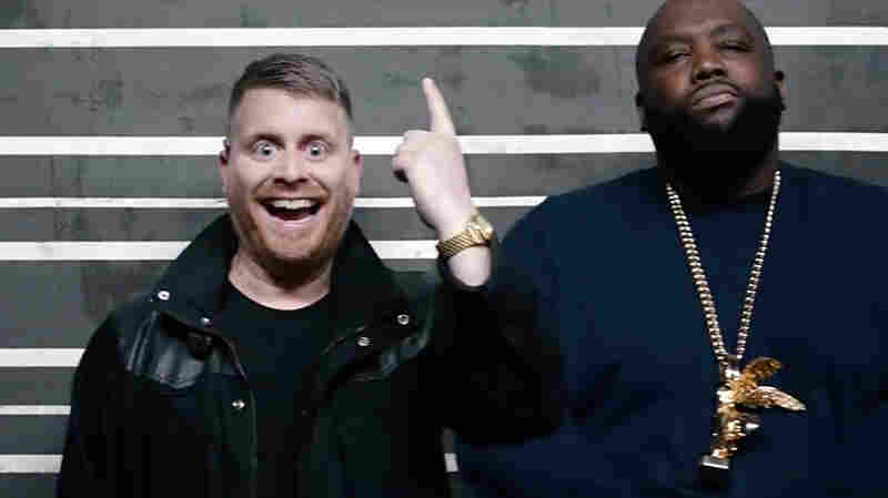 Run The Jewels Questions Our Innocence In New Video For 'Legend Has It'