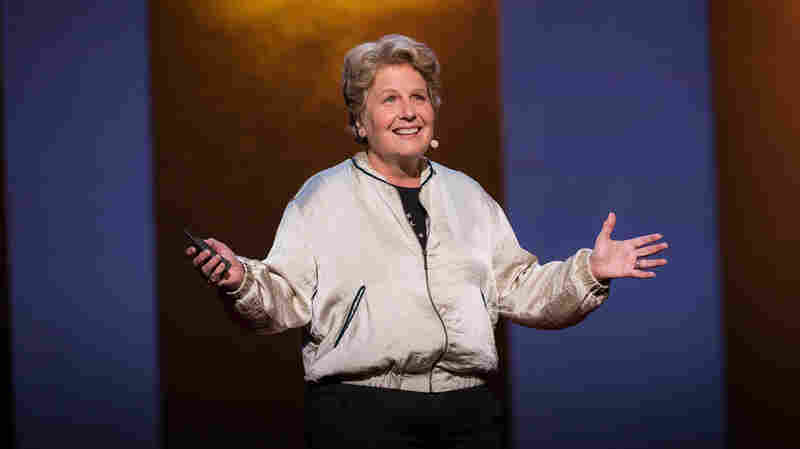 Sandi Toksvig: Can Social Change Start With Laughter?