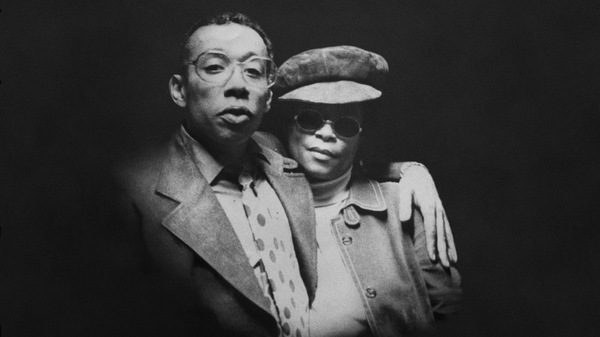 Lee Morgan (left) and Helen Morgan in 1970, subjects of the documentary I Called Him Morgan, directed by Kasper Collin.