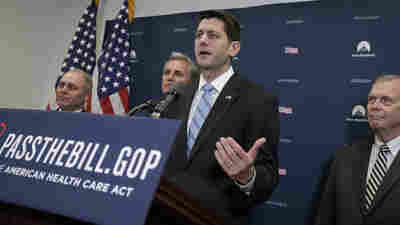 In Final Hours, GOP Leaders Scramble For Votes On Bill To Gut 'Obamacare'